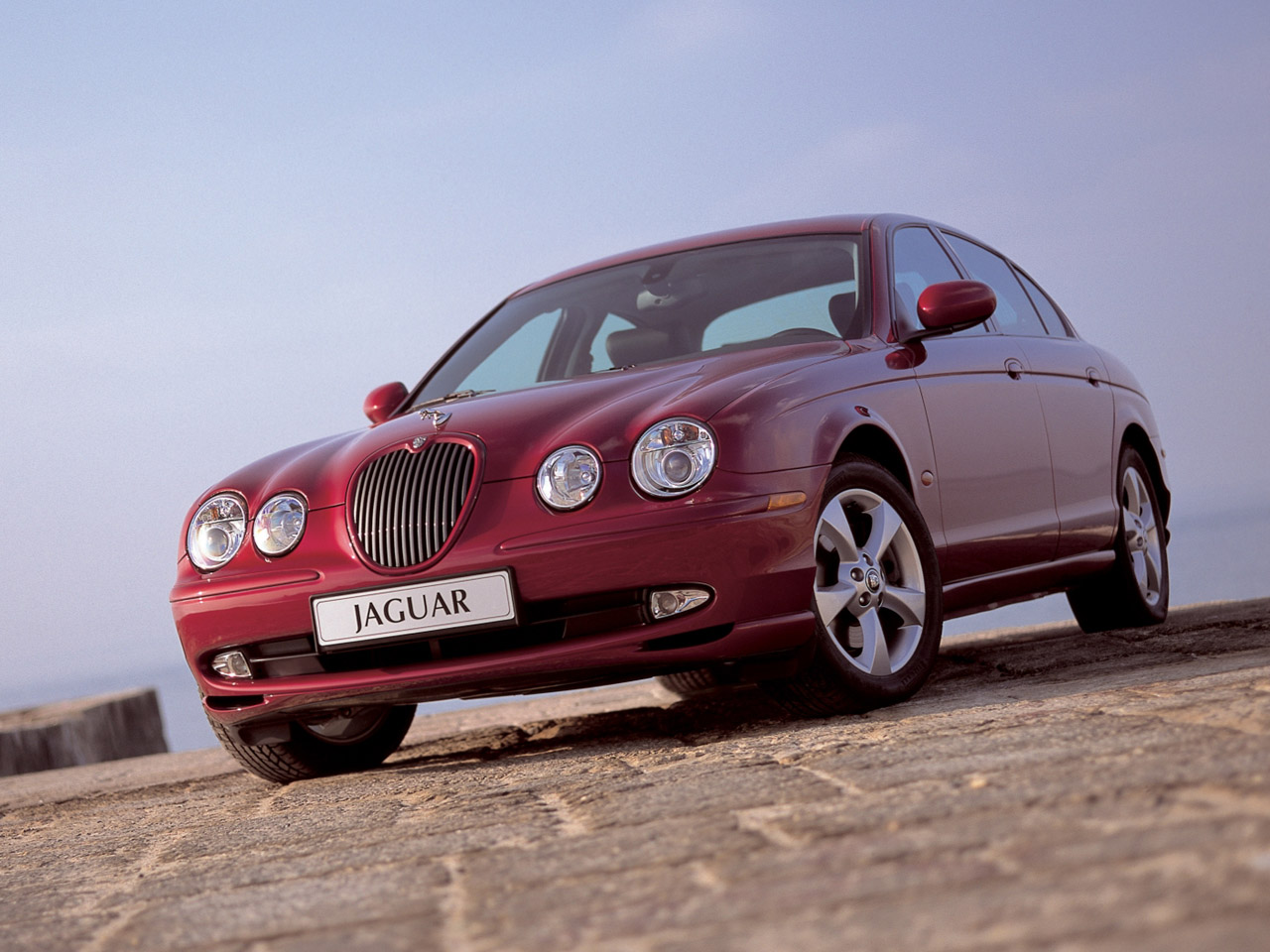 2003 Jaguar S-type #10