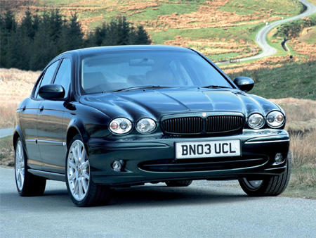 2007 Jaguar X-type #8