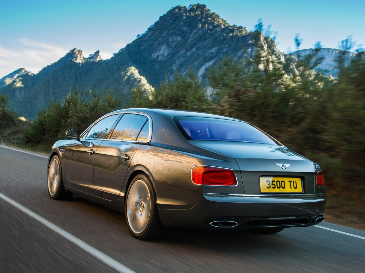 2013 Bentley Continental Flying Spur #10
