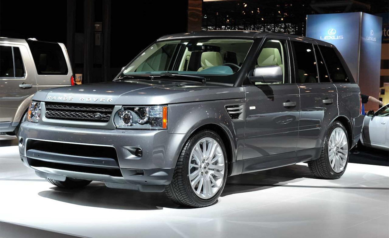2010 land rover range rover sport photos informations. Black Bedroom Furniture Sets. Home Design Ideas