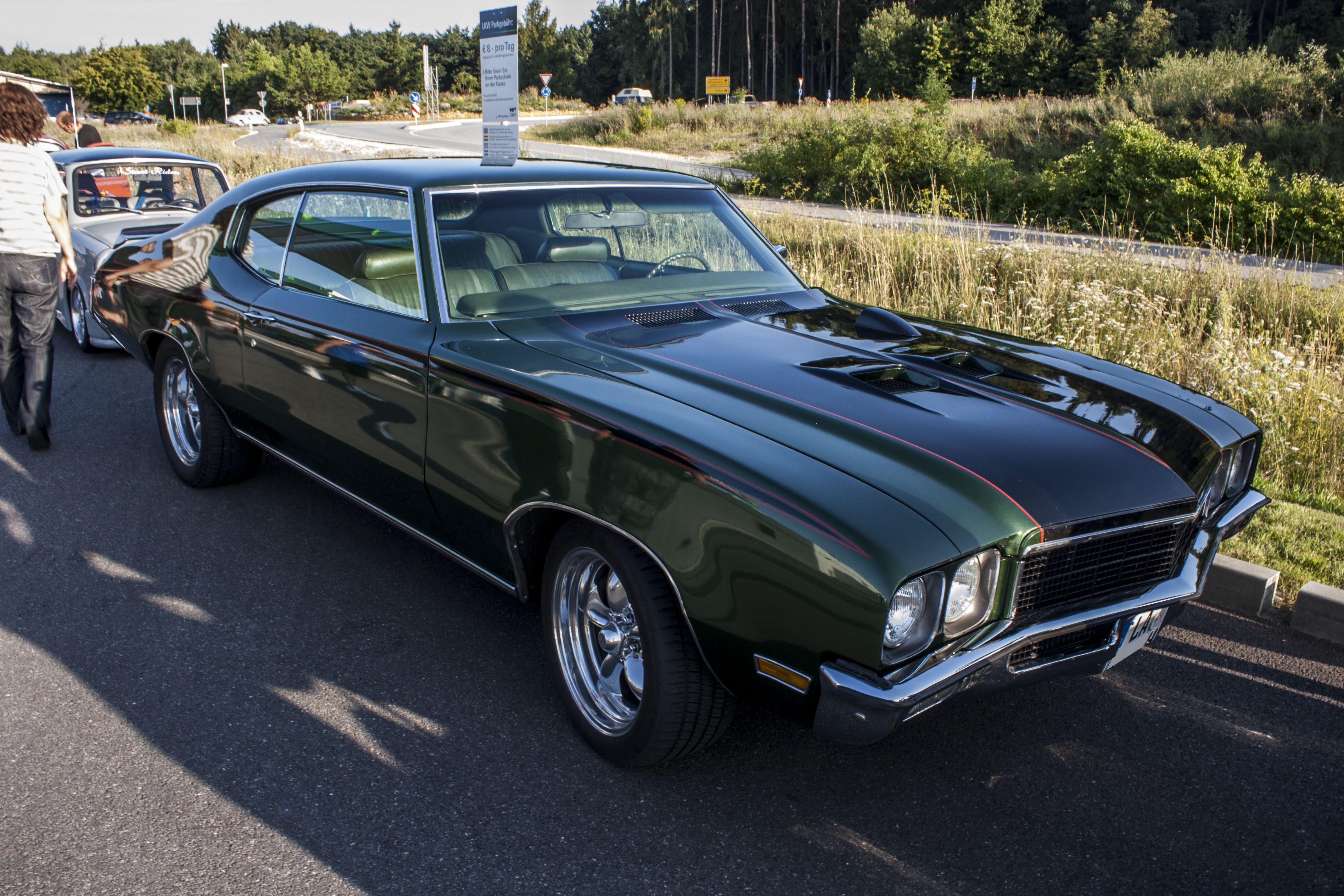 1974 Buick GS #8