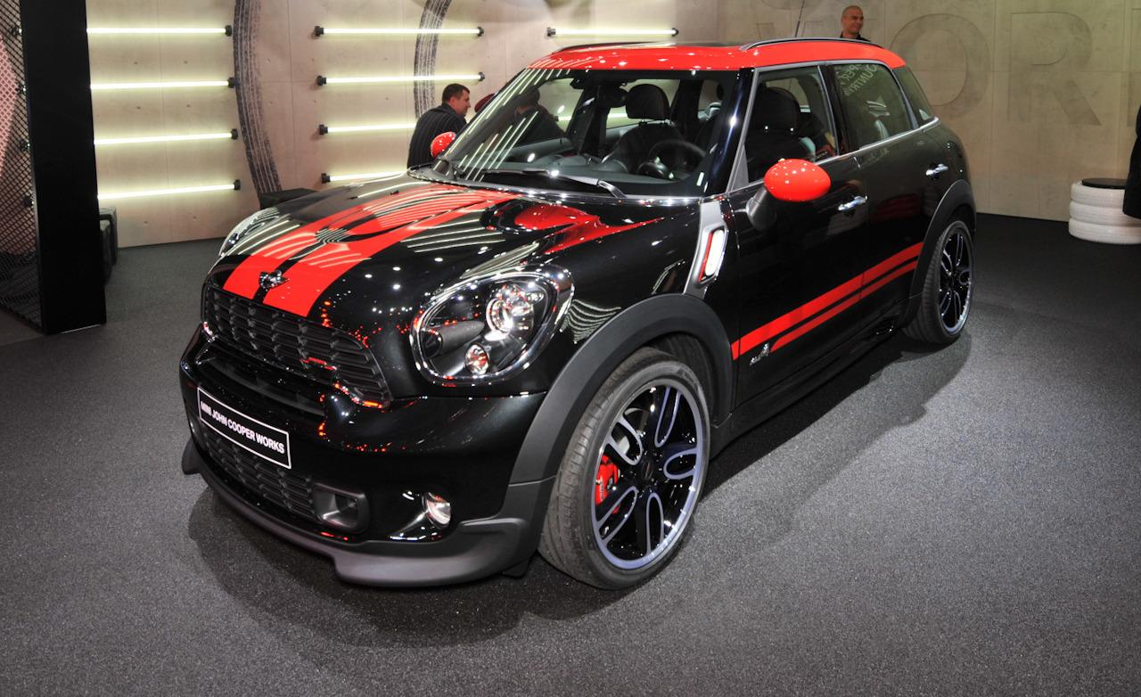 2013 mini cooper countryman photos informations articles. Black Bedroom Furniture Sets. Home Design Ideas