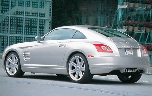 2008 Chrysler Crossfire #3