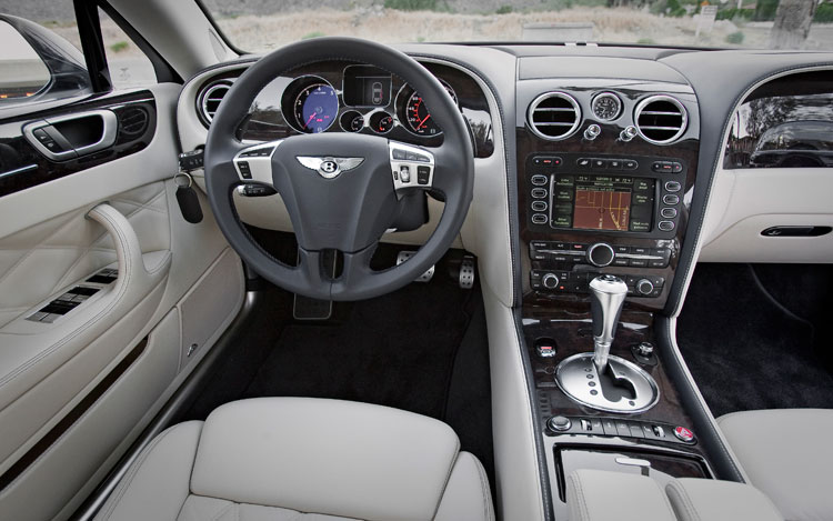 2010 Bentley Continental Flying Spur #14