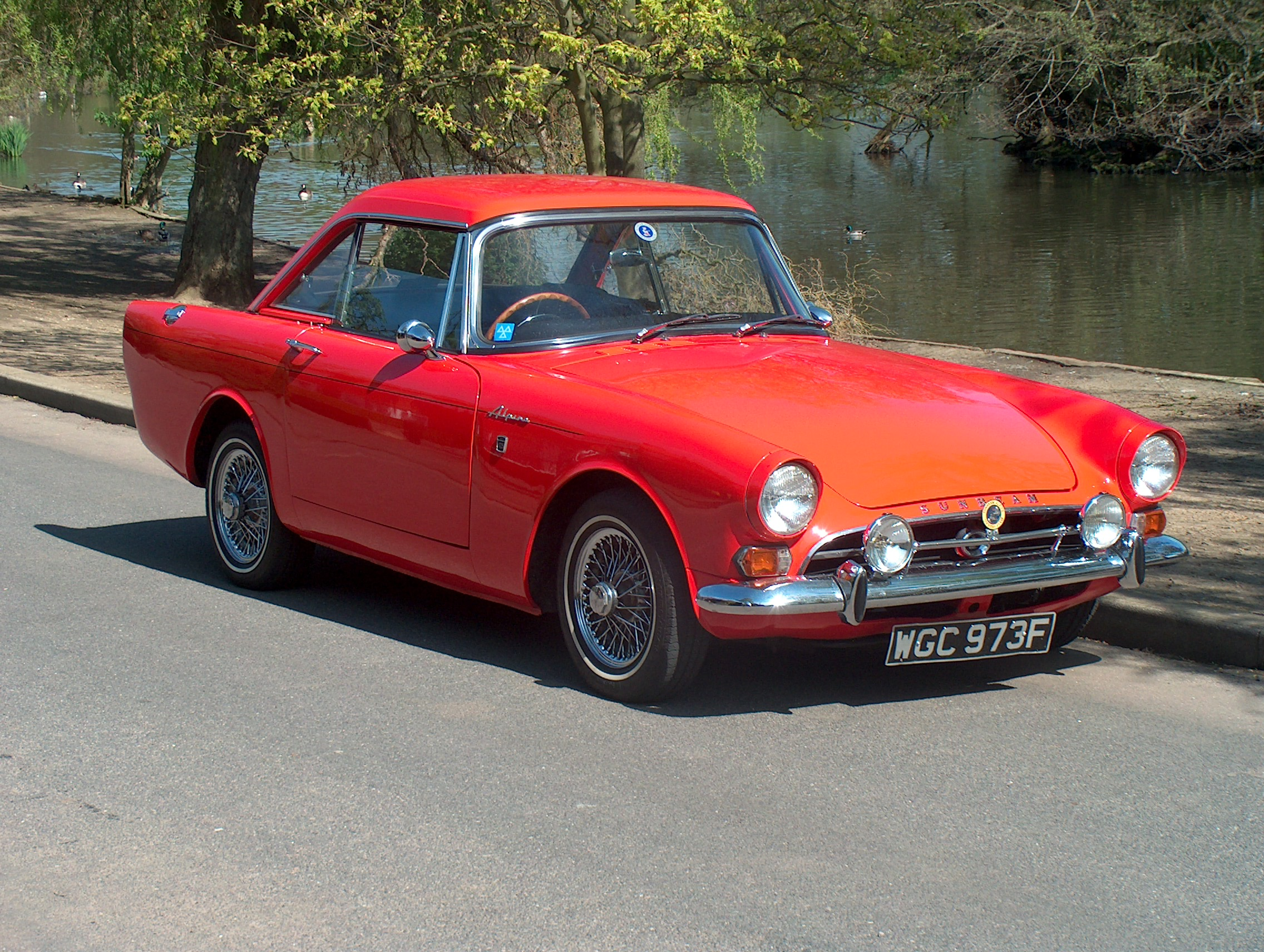 Sunbeam Alpine #14