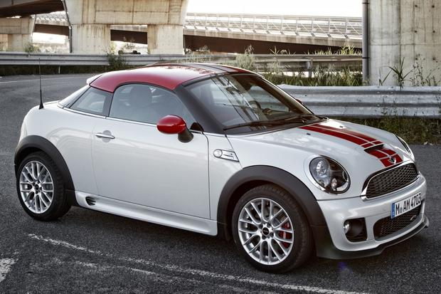 2013 Mini Cooper Coupe #3