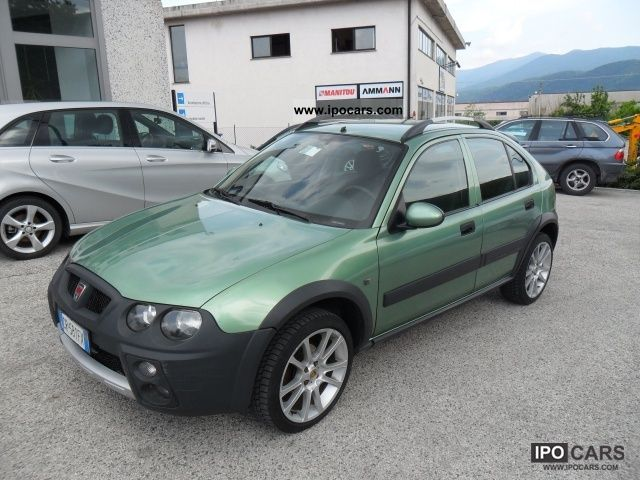 2004 Rover Streetwise #1