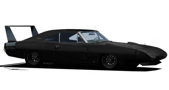 Dodge Daytona #15