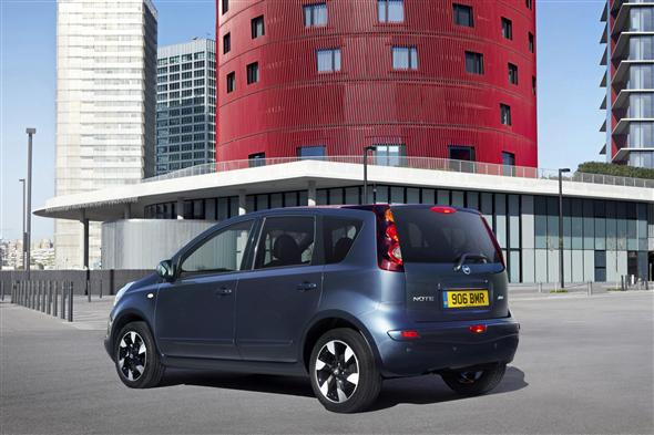 2012 Nissan Note #11