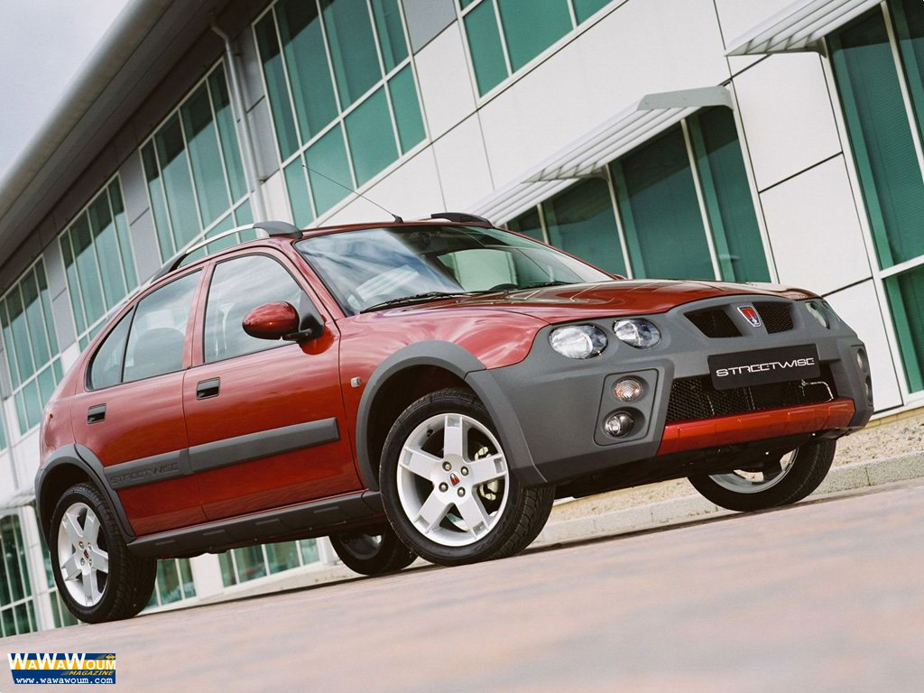 2006 Rover Streetwise #1