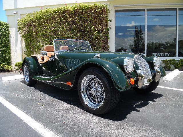 1998 Morgan Plus 4 #4