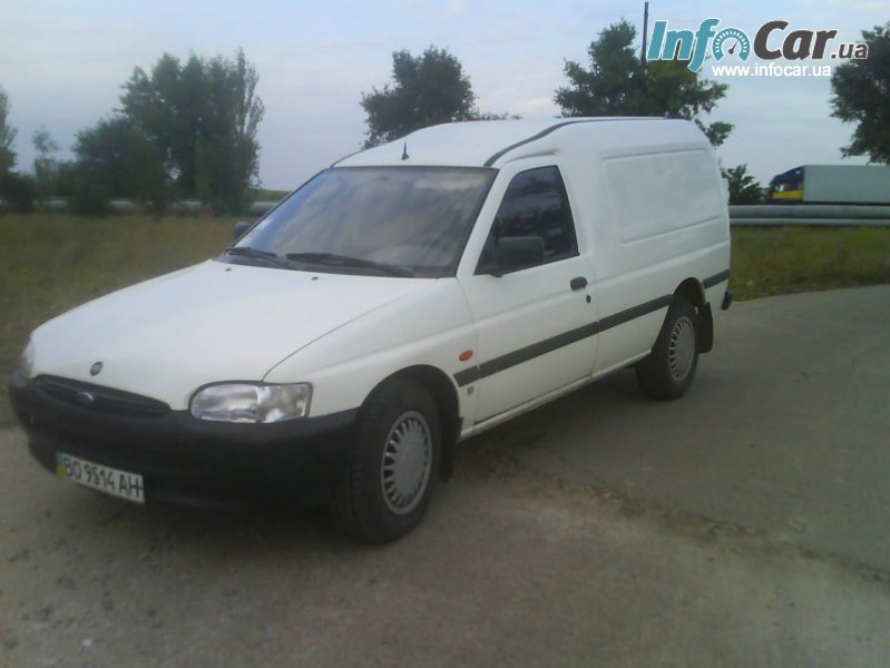 1995 Ford Courier #11