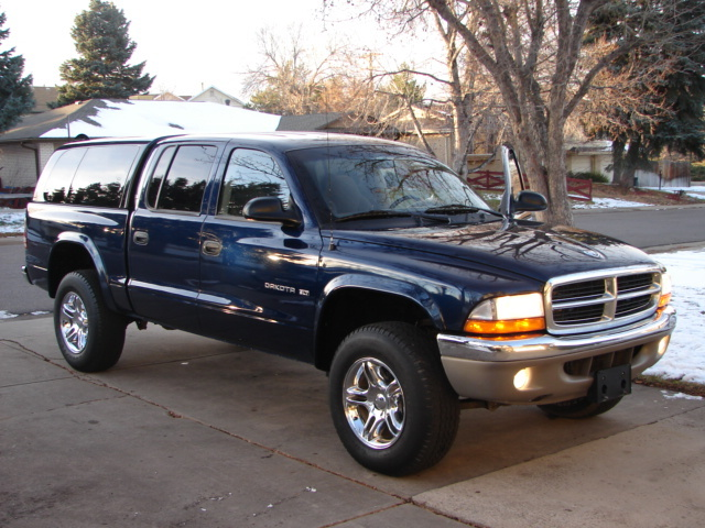 2001 Dodge Dakota #1