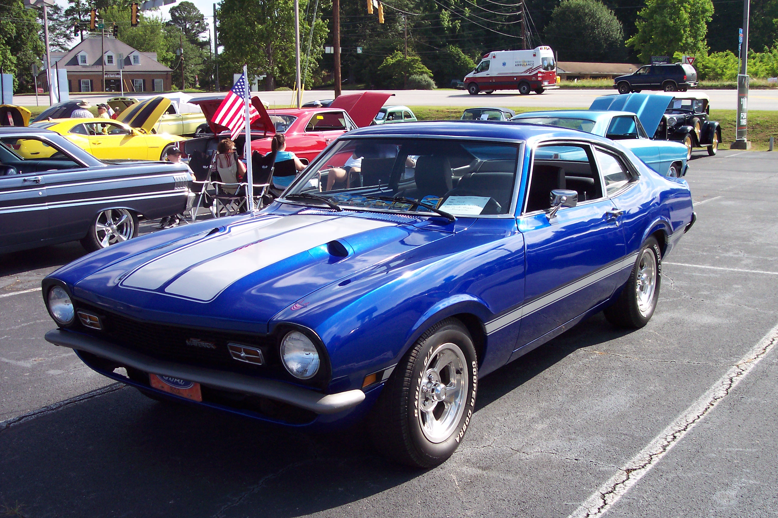 1973 Ford Maverick #17