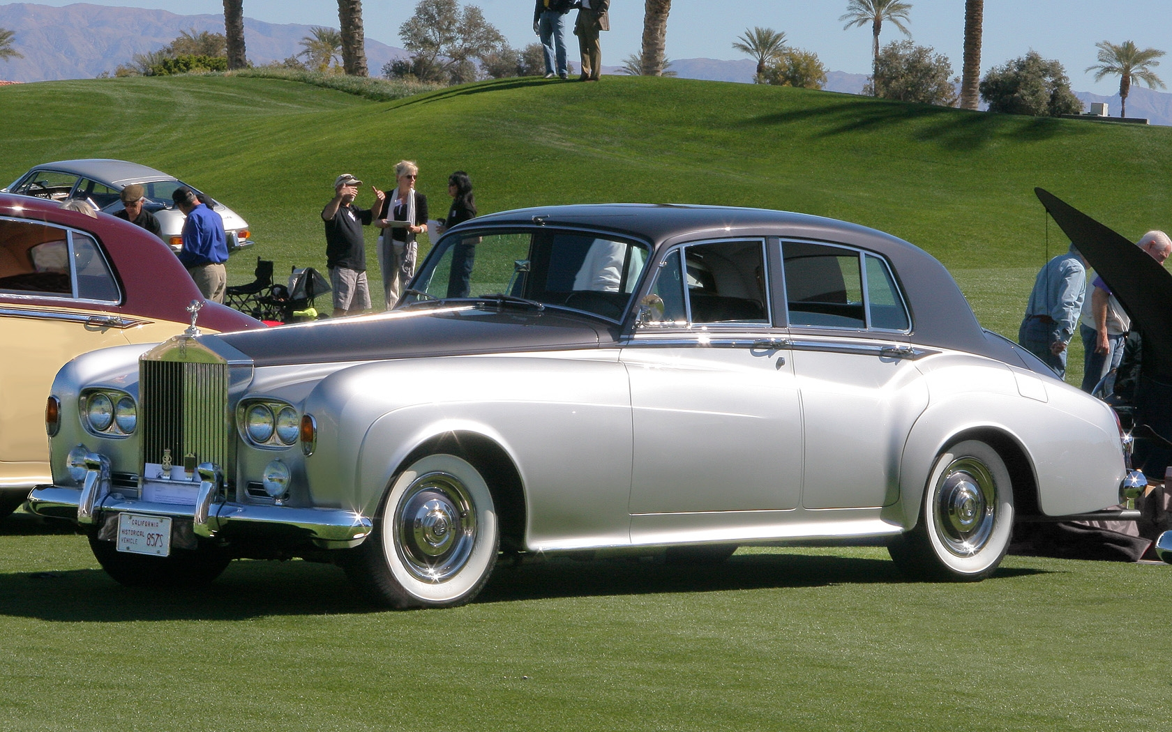 Rolls royce Silver Cloud #13