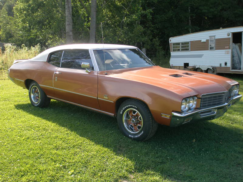 1971 Buick GS #14