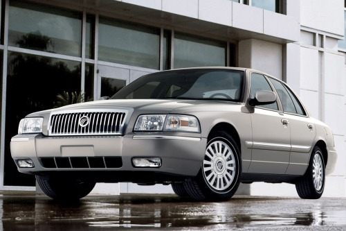 2007 Mercury Grand Marquis #2