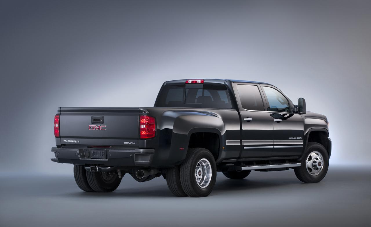 2013 GMC Sierra 3500hd #18
