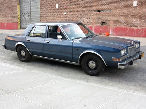 1988 Plymouth Gran Fury #6