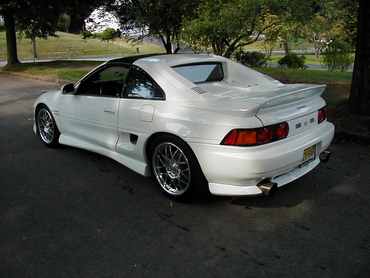 1994 Toyota Mr2 #14