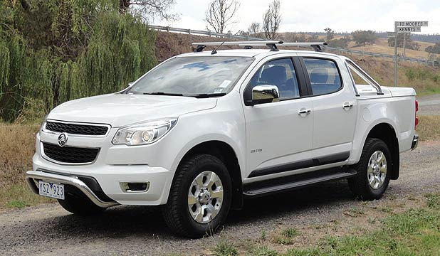 Holden Colorado #4