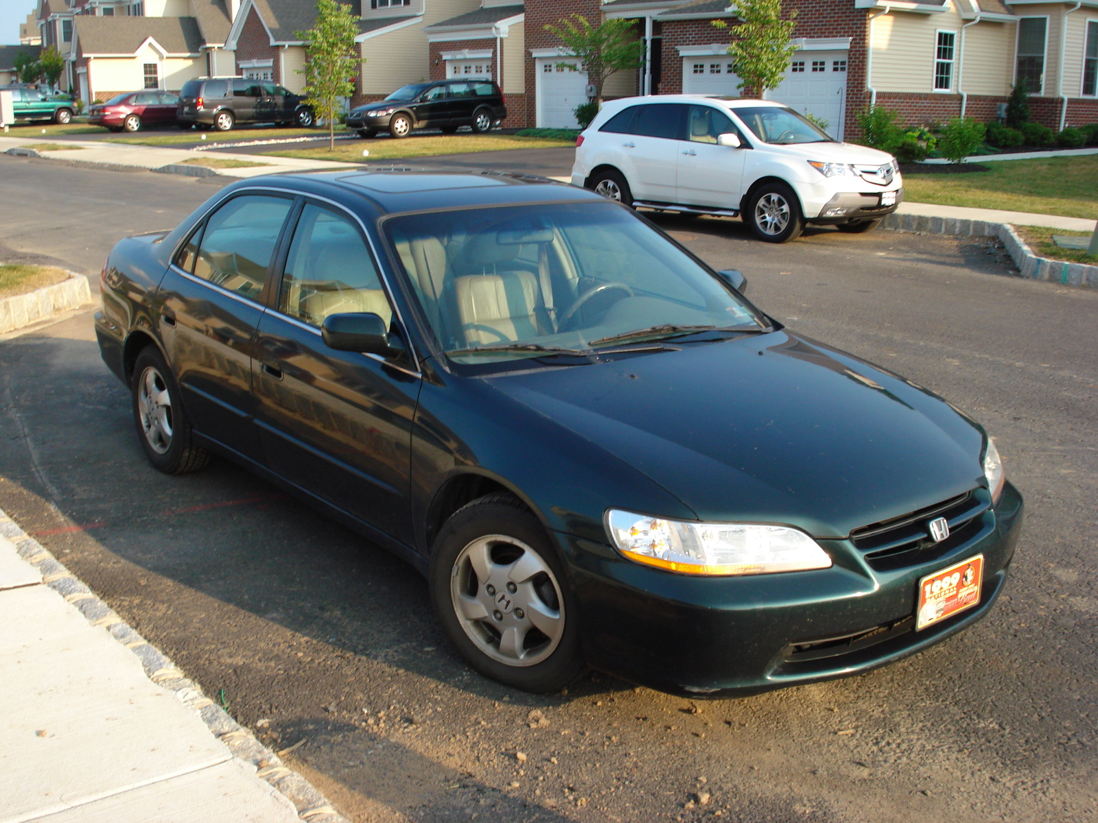 1999 Honda Accord #11