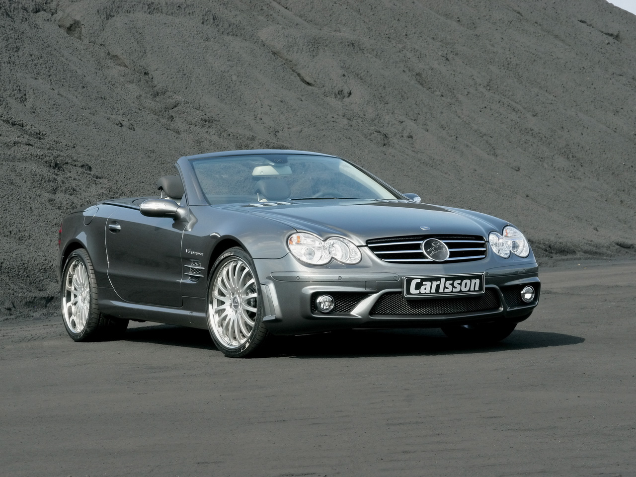 2007 Mercedes-Benz SL #9