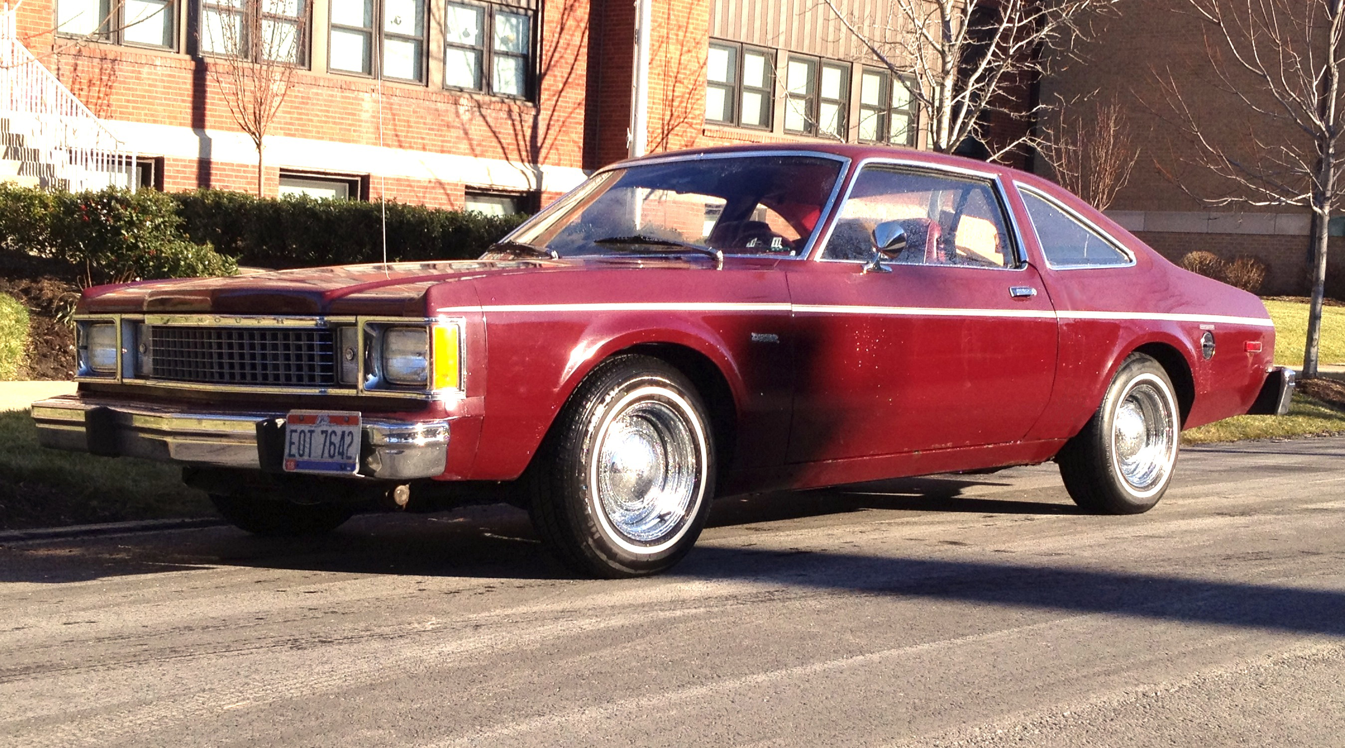 1980 Plymouth Volare #1