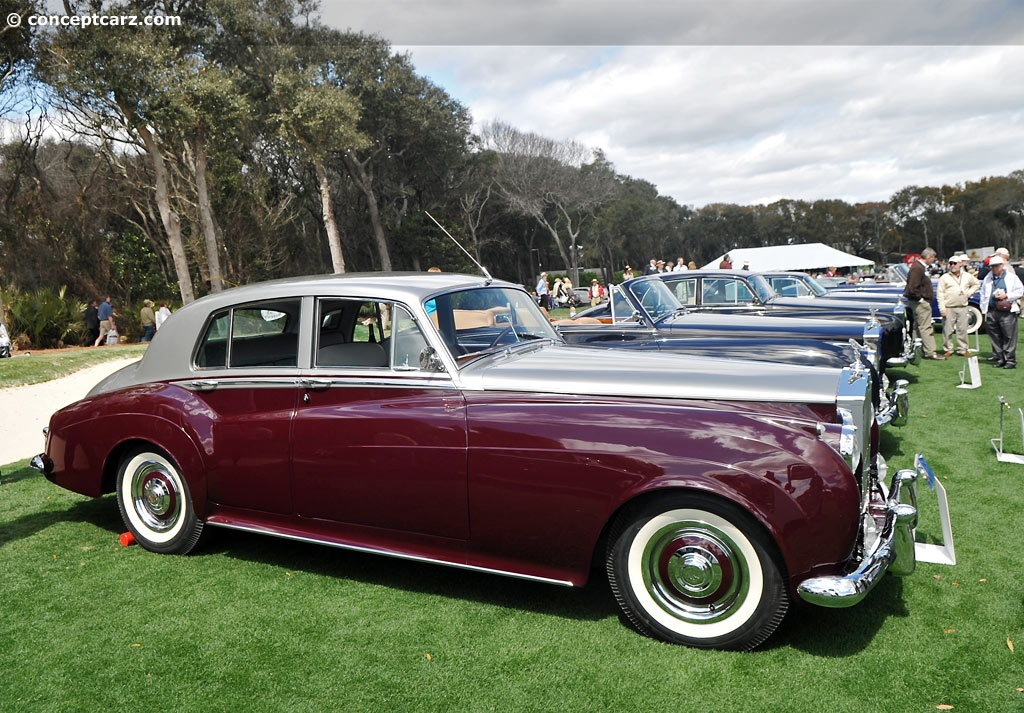 1959 Rolls royce Silver Cloud #15