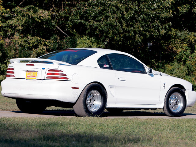 1995 Ford Mustang #13