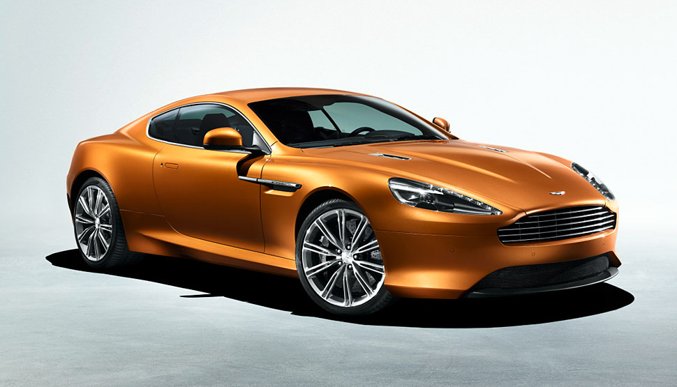Aston Martin Virage #13