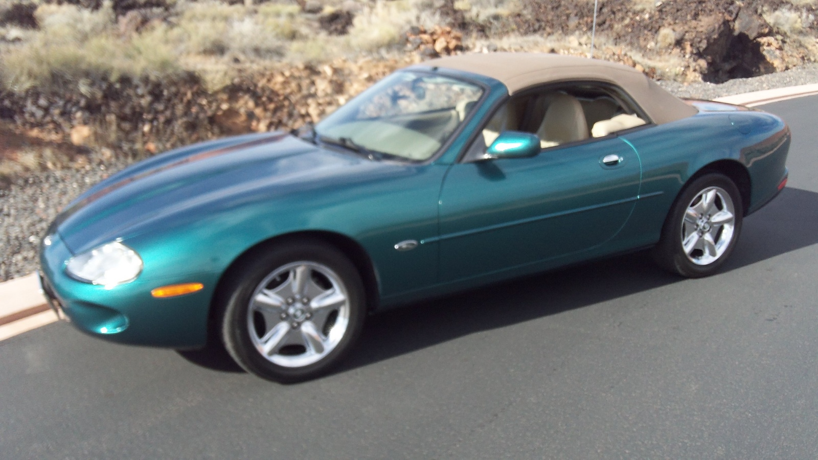 1998 Jaguar Xk-series #9