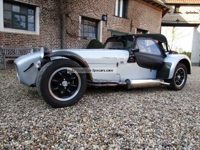 1995 Caterham Super 7 #4