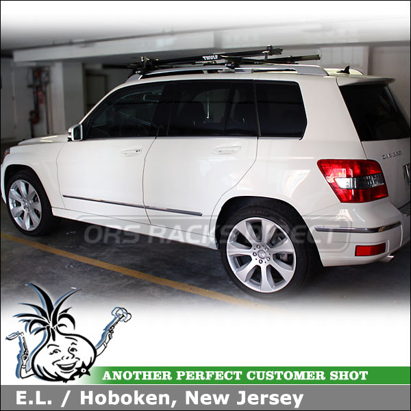 2001 mercedes benz glk photos informations articles for Mercedes benz roof box