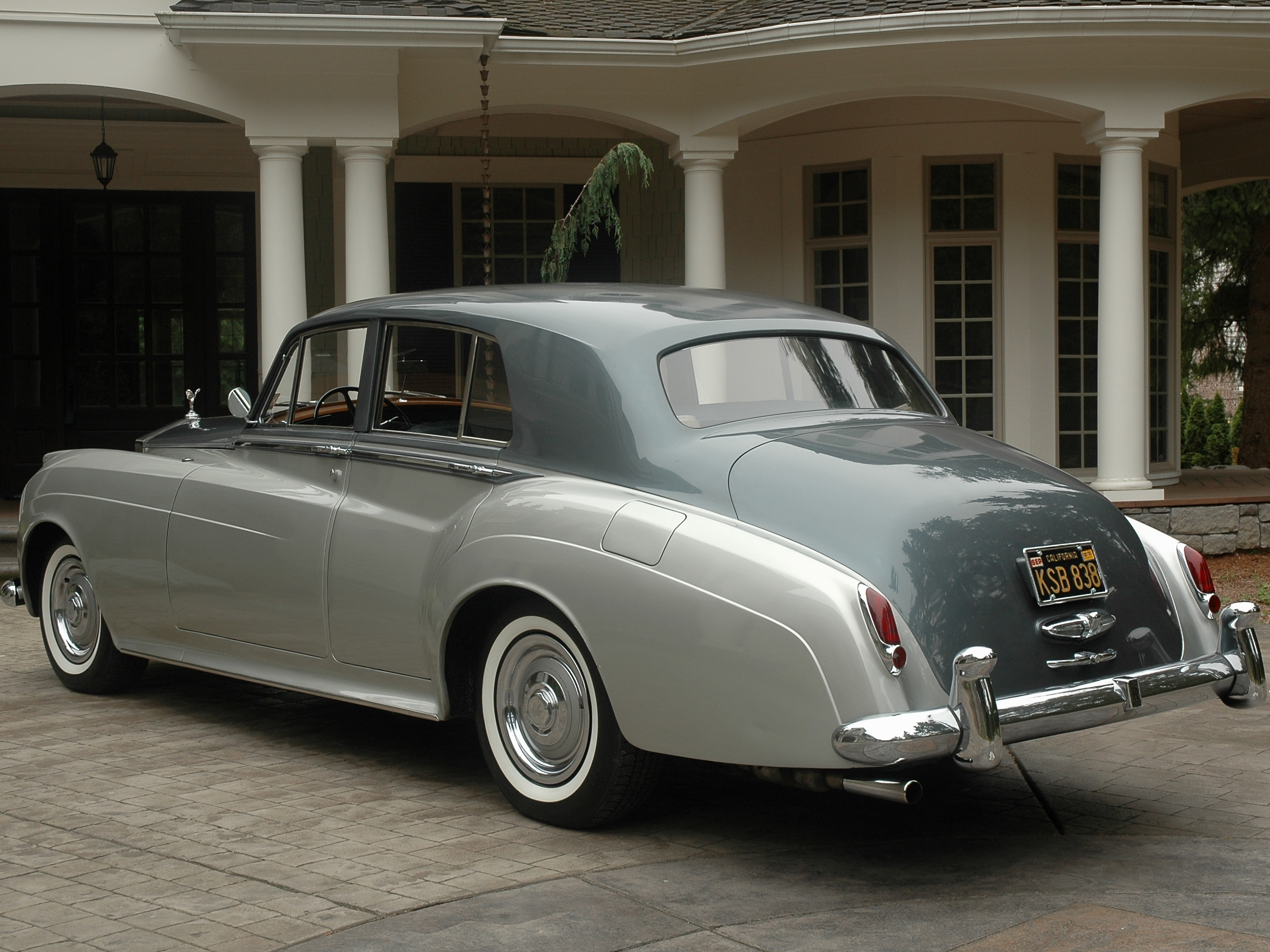 1960 Rolls Royce Silver Cloud Photos Informations
