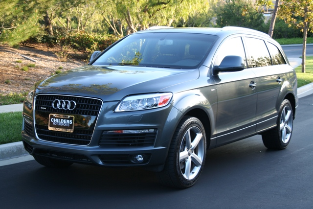 2007 audi q7 photos informations articles. Black Bedroom Furniture Sets. Home Design Ideas