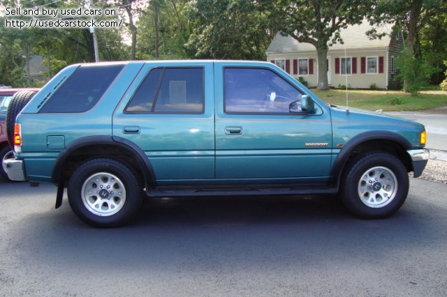 1995 Honda Passport #4