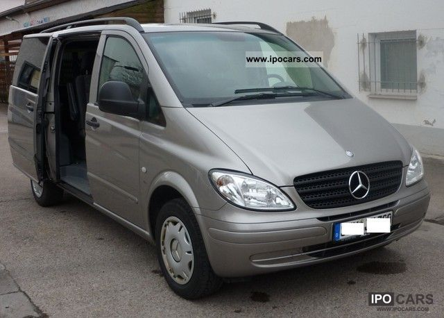 2009 mercedes benz vito photos informations articles. Black Bedroom Furniture Sets. Home Design Ideas