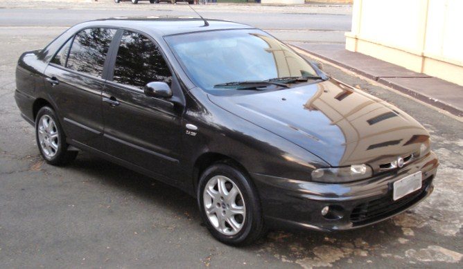 2005 Fiat Marea Weekend #6