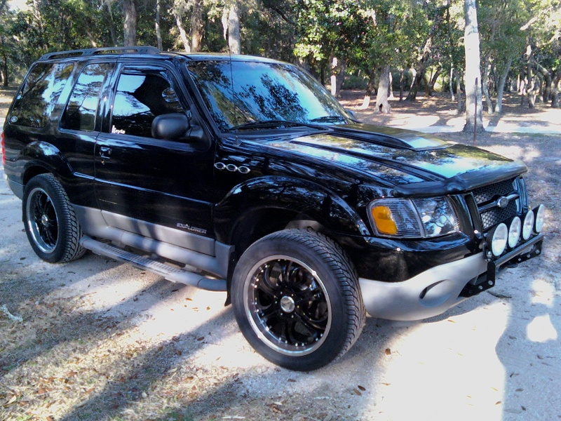 2001 Ford EX #13