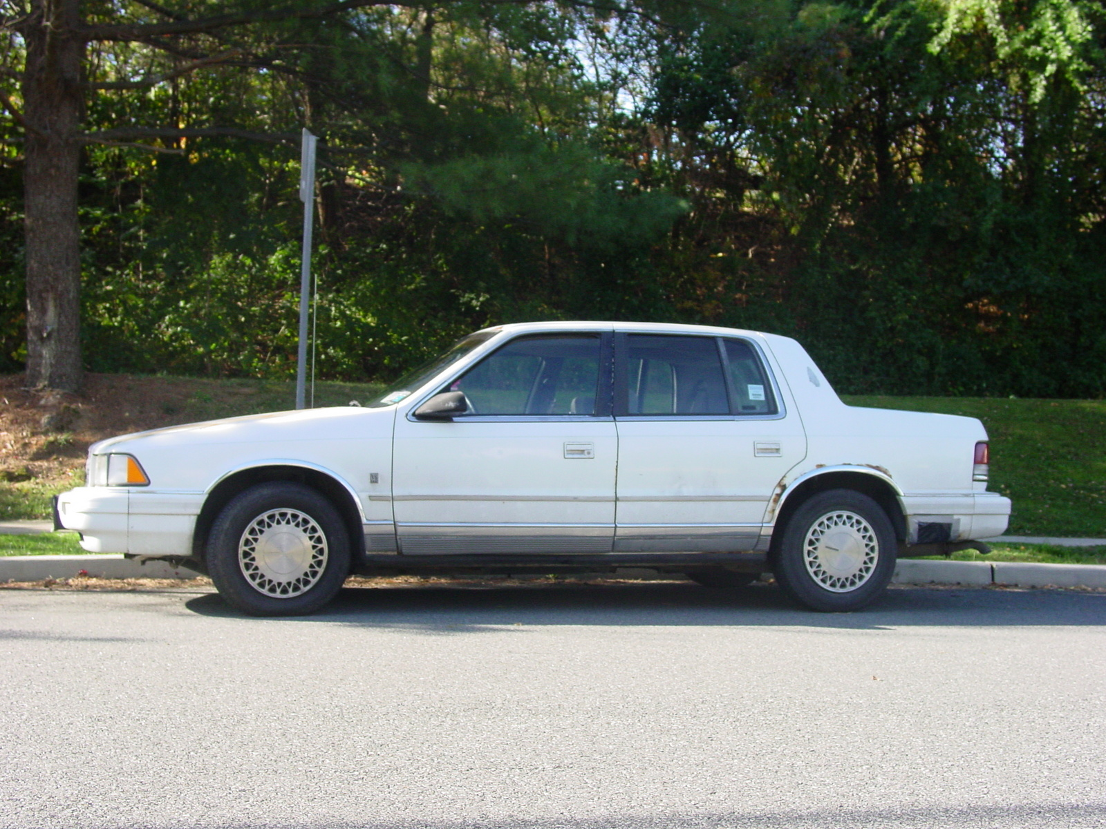 1990 Plymouth Acclaim #7