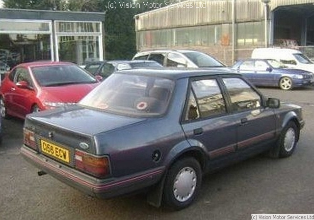 1985 Ford Orion #14