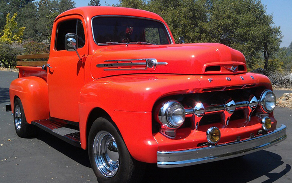 1952 Ford F #13