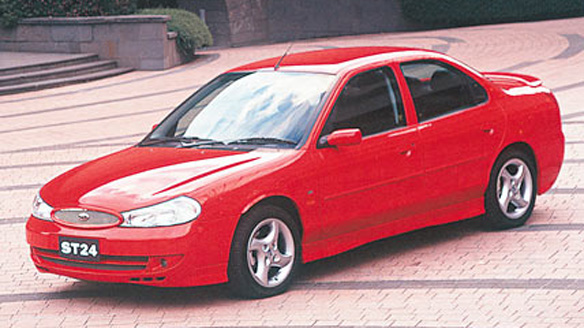 2000 Ford Mondeo #9