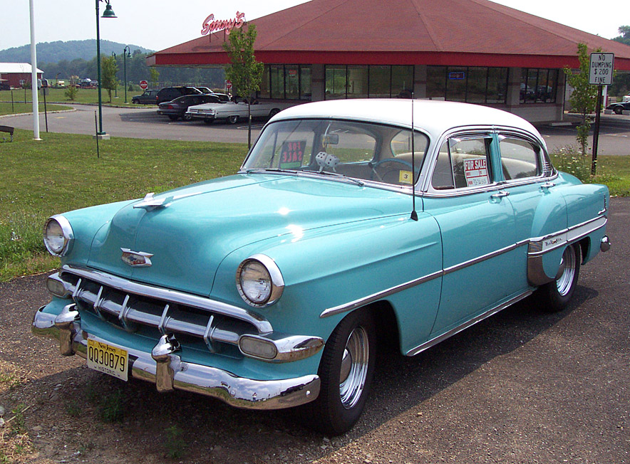 1953 Chevrolet Bel Air #15