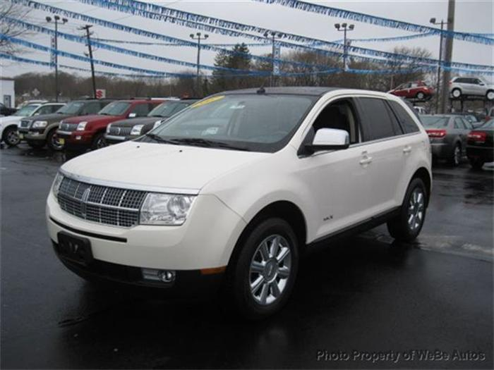 2007 Lincoln Mkx #2
