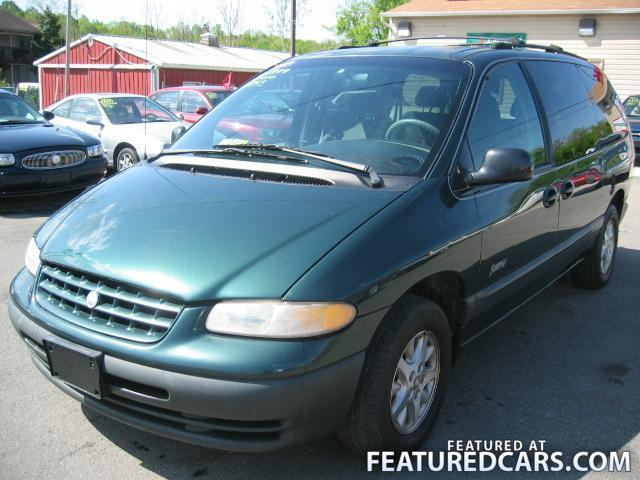 1998 Plymouth Grand Voyager #12