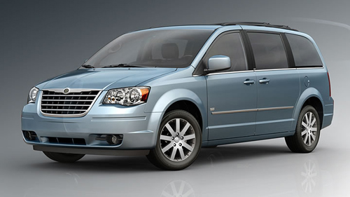 2009 Chrysler Town And Country #5