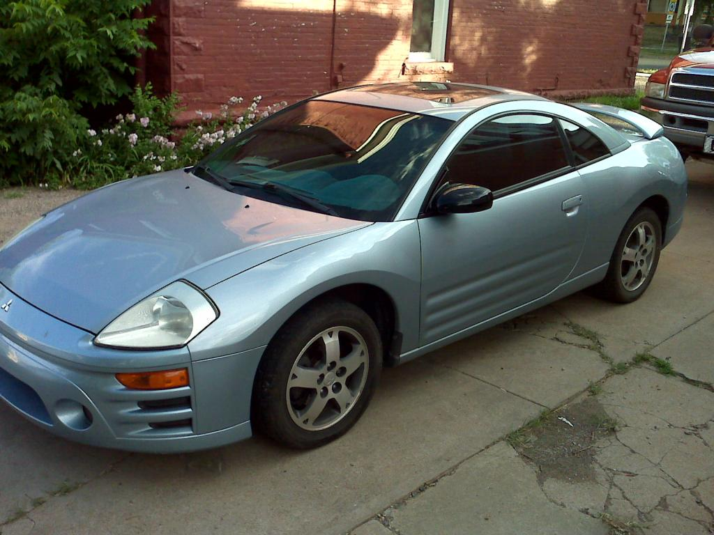 2003 Mitsubishi Eclipse Photos  Informations  Articles