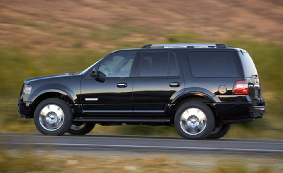 2007 Ford Expedition El #9
